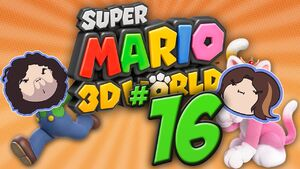 Super Mario 3D World Part 16 - Roll Me Maybe