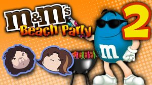 M&M's Beach Party Part 2 - Threading the Needle