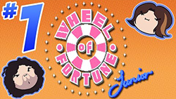 Wheel of Fortune Junior Edition 1