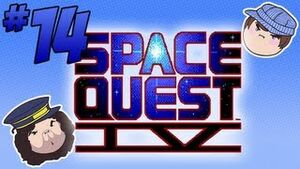 Space Quest IV 14