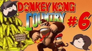 Donkey Kong Country 6
