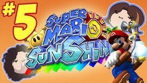 Super Mario Sunshine 5