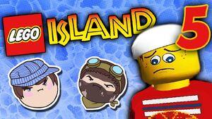 Lego Island Part 5 - Shaking Bricks