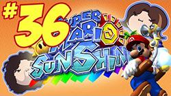 Super Mario Sunshine 36