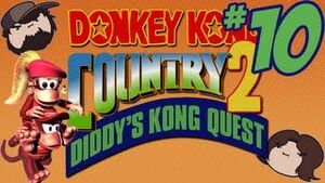 Donkey Kong Country 2 10