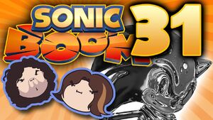 Sonic Boom Part 31 - Metal Sonic Oh Dear