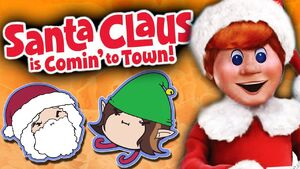 Santa Claus is Comin' to Town! Episode