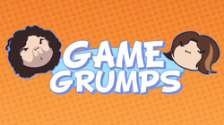 New Game Grumps Logo