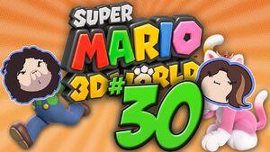 Super Mario 3D World Part 30 - Phat Suit, Cat Suit