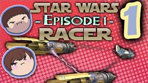 Star Wars Racer Part 1 - Use the Force!