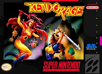 KendoRageCover