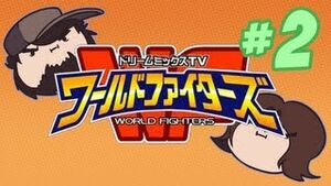 Dream Mix TV World Fighters 2