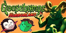 Goosebumps HorrorLand 1