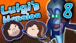 Luigi's Mansion Part 8 - A Boo Bomb