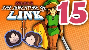 Zelda II The Adventure of Link Part 15 - Uncharted Territory