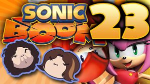 Sonic Boom Part 23 - The Roasted Landweiners