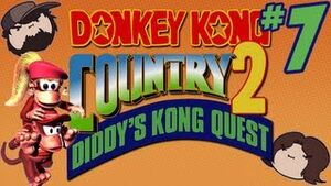 Donkey Kong Country 2 7