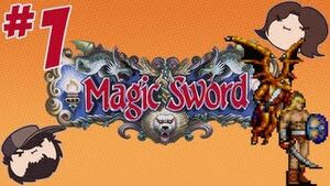 Magic Sword 1