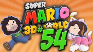 Super Mario 3D World Part 54 - Misfits