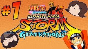 Naruto Shippuden Ultimate Ninja Storm Generations 1