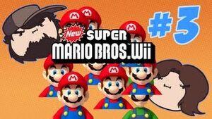 New Super Mario Bros Wii 3