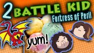 Battle Kid Fortress of Peril Part 2 - Ice Cream and Bagels updated