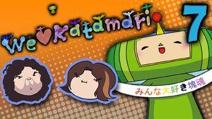 We Love Katamari Part 7 - Light the Fire