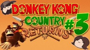 Donkey Kong Country Returns 3