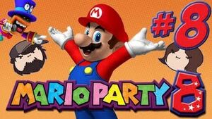 Mario Party 8 8