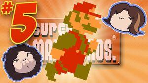 Super Mario Bros Part 5 - Mind the Gap