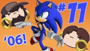Sonic '06 11