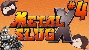 Metal Slug X 4