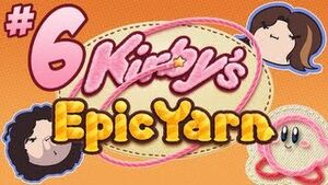 Kirby's Epic Yarn 6
