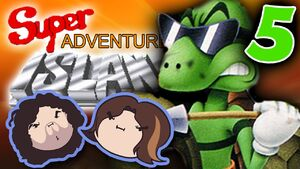 Super Adventure Island Part 5 - Take the Naners
