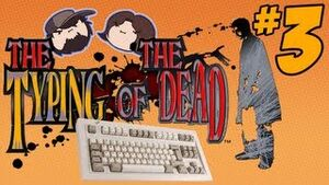 The Typing of the Dead 3