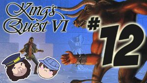 King's Quest VI Part 12 - Time Poorly Spent