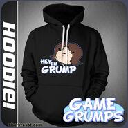 Hey I'm Grump Hoodie