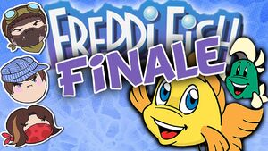 Freddi Fish and the Case of the Missing Kelp Seeds Part 5 - Finale
