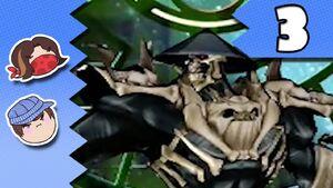 Double Dragon Neon Part 3 - Big Hands
