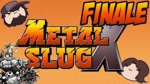 Metal Slug X 5