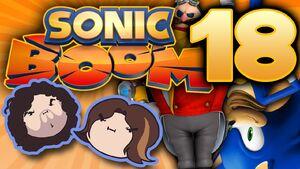 Sonic Boom Part 18 - Self Five