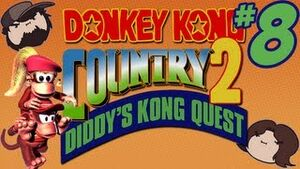 Donkey Kong Country 2 8
