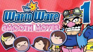 WarioWare Inc Part 1 - Jump!!