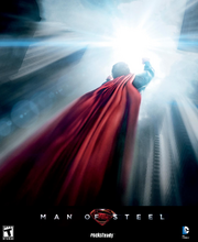 Man of Steel cover