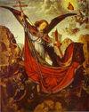 DAVID, Gerard Altar of Archangel Michael, c1510