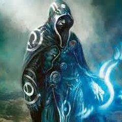 A sorcerer