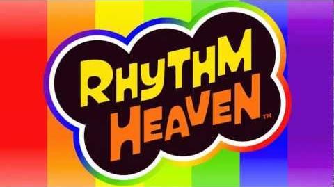 Power Calligraphy - Rhythm Heaven Fever
