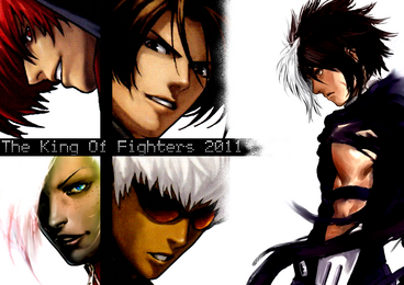 The king of fighters 2011 by rinoa21-d2xsk6a-1-