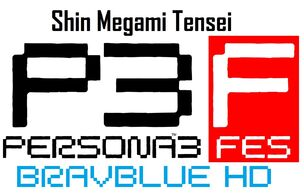 Persona 3 FES logo