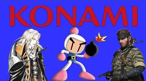 Konami May Be Looking To Make A Comeback, But Will It Work?